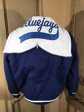 Vintage Toronto BlueJays Letterman College  Varsity Bomber Jacket Mens 42 Large