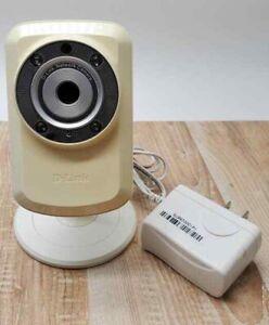 D-Link DCS-932L Web Cam Wireless/Ethernet T2