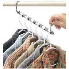 Wonder Closet Organizer Space Saver Magic Hanger Clothing Rack Clothes Hook -S