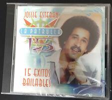 JOSSIE ESTEBAN Y LA PATRULLA 15 - 15 EXITOS BAILABLES - CD