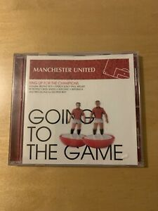 Manchester United - Going To The Game - CD Sing Up For The Champions 2003