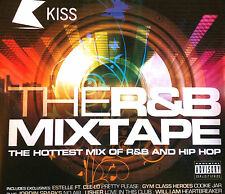 KISS THE R&B MIXTAPE - 2 X CDS MIXED R&B HIPHOP URBAN CDJ DJ USHER CHRIS BROWN