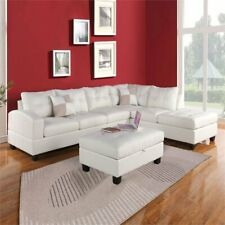 Fine Acme Furniture White Leather Sofas Loveseats Chaises For Pdpeps Interior Chair Design Pdpepsorg