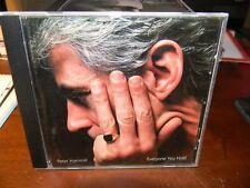 PETER HAMMILL - everyone you hold --- CD