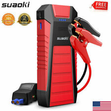 25000mAh 2500A Car Jump Starter Portable USB Power Bank Battery Booster Pack