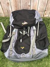 Vango Trail 45 L Black & Grey Backpack / Rucksack with Hip Belt.