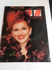 Madonna Icon fan club magazine Vol 4 issue 24 MB