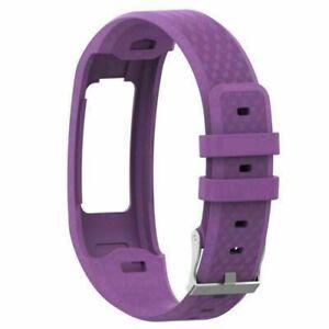 Replacement Silicone Watch Band Wrist Strap Bracelet for Garmin VivoFit 2 / 1
