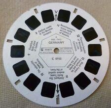 Vintage Viewmaster - Gaf Single Reel C 4702 Germany Reel 2