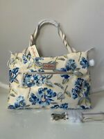 CATH KIDSTON ZIPPED HAND BAG - SPRING BLOOM
