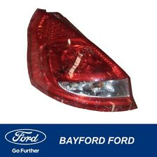 TAIL LIGHT TAIL LAMP FORD FIESTA WT LEFT  HAND  - NEW  GENUINE FORD PART