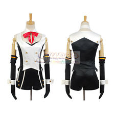 Anime VOCALOID Megurine Luka Uniform COS Clothing Cosplay Costume