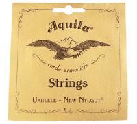 Aquila Soprano Uke 'Nylgut' Soprano Ukulele Strings - C-Tuning