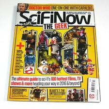 Sci-Fi Now UK Magazine ISSUE 114    THE GEEK 100