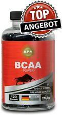 3 Dosen BCAA 360 Kapseln Hochdosiert 5692mg Muskelaufbau-Aminosäuren-EAA