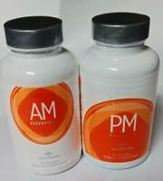 AM & PM Essentials 1 set (2 Bottles) J. Nutrigen multivitamin EXP 12/2020