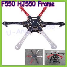 Hotsale F550 HJ550 Quadcopter Kit Frame Hexacopter suitable for DJI KK MK MWC