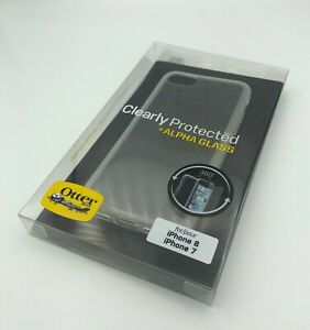 Otterbox Clearly Protected Skin Case + Alpha Glass - iPhone 7/8/SE 2nd Gen 2020