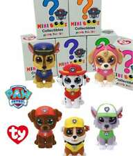 TY Mini Boos Boo Paw Patrol figure hand painted Toy Random box