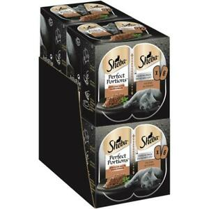 SHEBA Perfect Portions With Duck 48 X 37,5g (22,17 €/ KG)