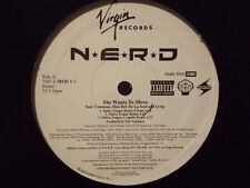 "N*E*R*D - SHE WANTS TO MOVE (REMIX) (12"")  2004!!  COMMON + MOS DEF + DE LA SOUL"