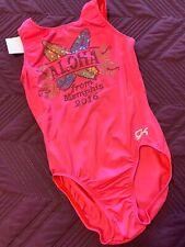 Gk Leotard Gymnastics Dance Size As Adult Small Aloha From Memphis 2016
