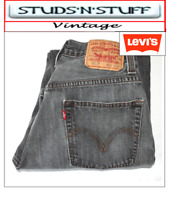 """VINTAGE LEVIS 559'S RELAXED STRAIGHT JEANS W30"""" L29"""" APROX SIZE UK 10  (T611"""