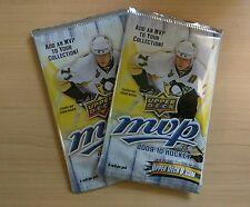 Upper Deck MVP hockey cards 2009-10 unopened 2 packs of 8 cards each NHL