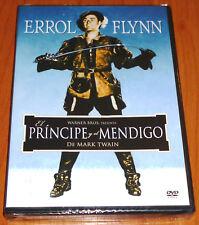 EL PRINCIPE Y EL MENDIGO / THE PRINCE AND THE PAUPER English Español DVD R2 Prec