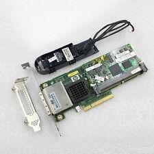 HP Smart Array P411 PCI-E 6GB/s Raid Card 462918-001 w/ 1GB Cache & Capacitor