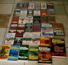 Lot 35 w e b W.E.B. GRIFFIN Books Corps Pres Agent Badge Honor Brotherhood War