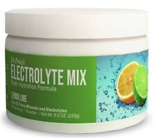 Dr. Price's - Electrolyte Mix Lemon-Lime Flavor  8.5 oz Powder