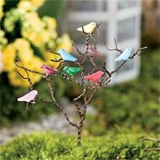 Miniature Dollhouse Fairy Garden - Songbird Tree - Accessories