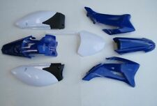 Yamaha TTR110 Plastic Body Frame Fender Fairing kit 2008 2009 2011 2012 TTR110E