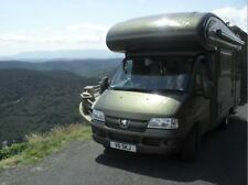 Overland Off Road Expedition Camper MotorHome Peugeot Boxer Sunseeker facelifted