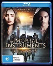 The Mortal Instruments - City Of Bones (Blu-ray, 2013)