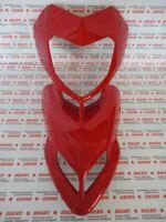 Carena Cupolino Becco verkleidung Front fairing Ducati Hypermotard 1100