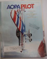 AOPA Pilot Magazine Engine Fires & NTSB Citadel Of Safety July 1983 052315R