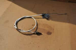 Mountfield Emperor Petrol Mower, Briggs & Stratton Engine Clutch Cable