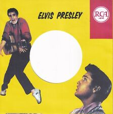 ELVIS 1  Reproduction Record Sleeves - (pack of 15)