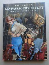 BD  Les passagers du vent -INTFL - Tome 6 -Livres 1&2 - EO -2011 -TTBE- Bourgeon