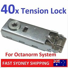 Bulk lot of 40 x Tension Lock for Octanorm Exhibition Stand System (W001)