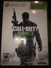 Call of Duty Modern Warfare 3 MW3 - XBOX 360 - - FREE FAST SHIPPING