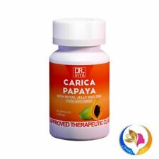 Original Dr. Vita Carica Papaya for Breast Enlargement! 30 Caps