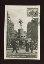 Czechoslovakia REICHENBERG-Metznerbrunnen used 1928 RP PPC