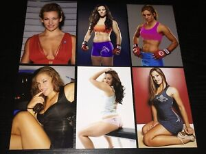 **PICK FROM LIST** MIESHA TATE sexy busty ~ 4x6 GLOSSY PHOTO ~ UFC MMA Fighter