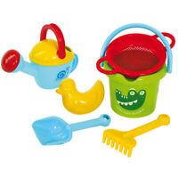Gowi Toys Sand Play Set (Duck) Beach Water Bath Toys
