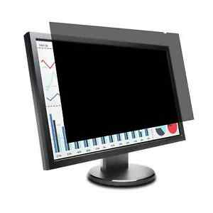"""Universal Widescreen Privacy Filter for 27"""" LCD Monitor 27 inch Desktop Screen"""