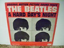 THE BEATLES, A HARD DAYS NIGHT, VINTAGE 1964, ORIGINAL SOUNDTRACK