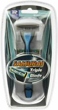 Samurai Rasierer Triple Klinge Neu Von Rollen Rasierer